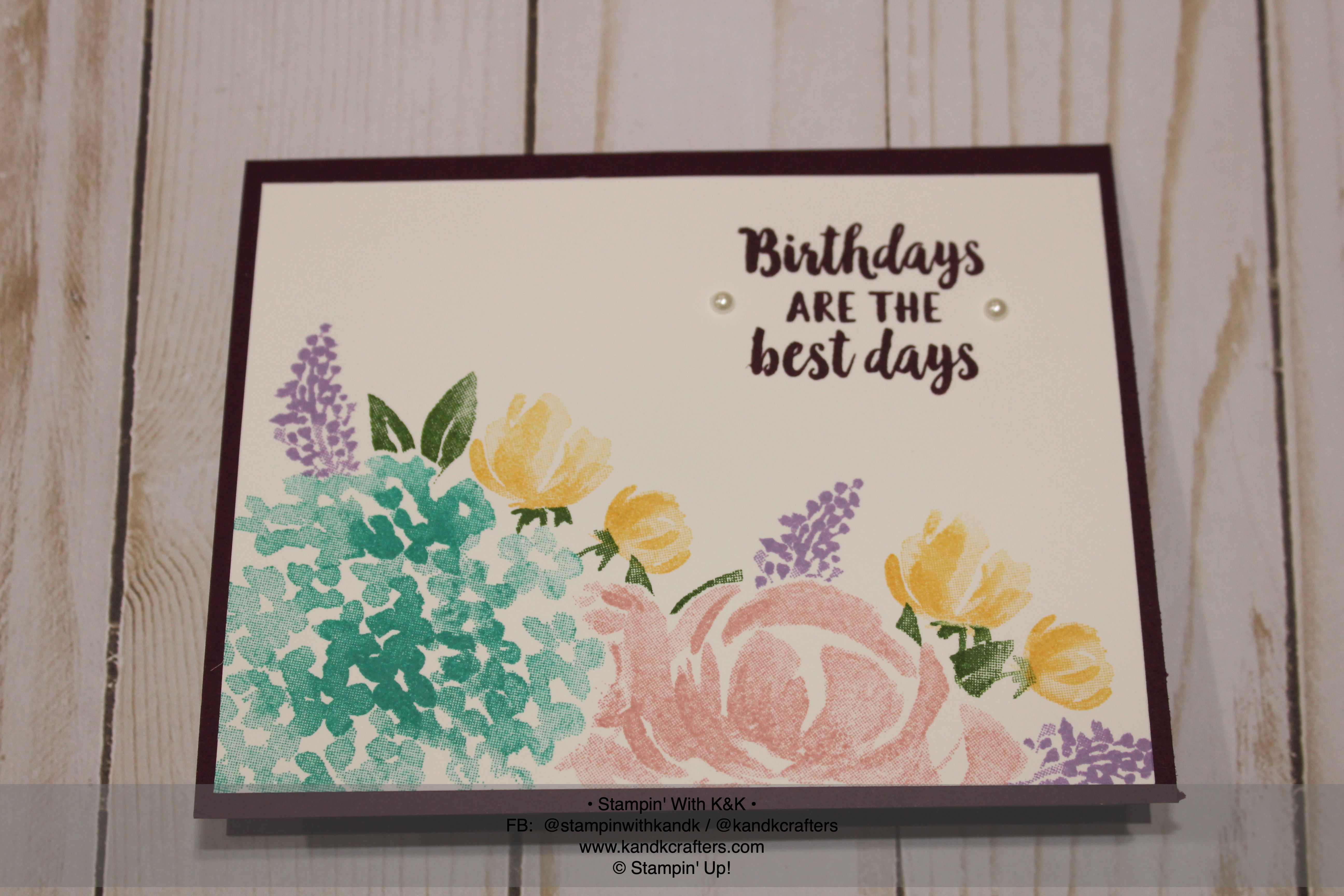Beautiful Friendship Birthday Card