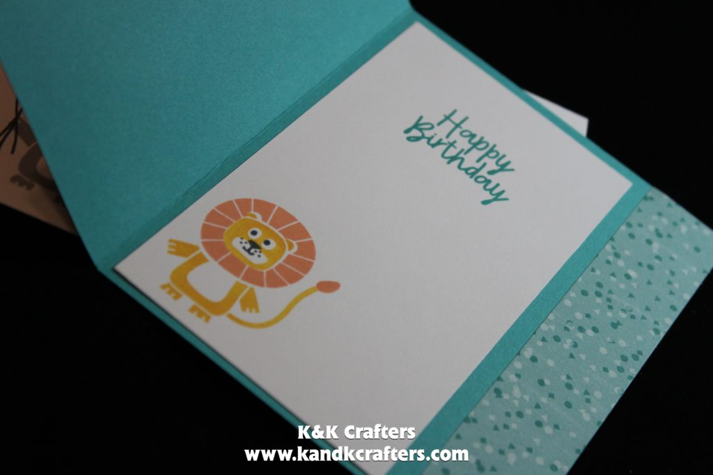Let's Celebrate You! Birthday Card