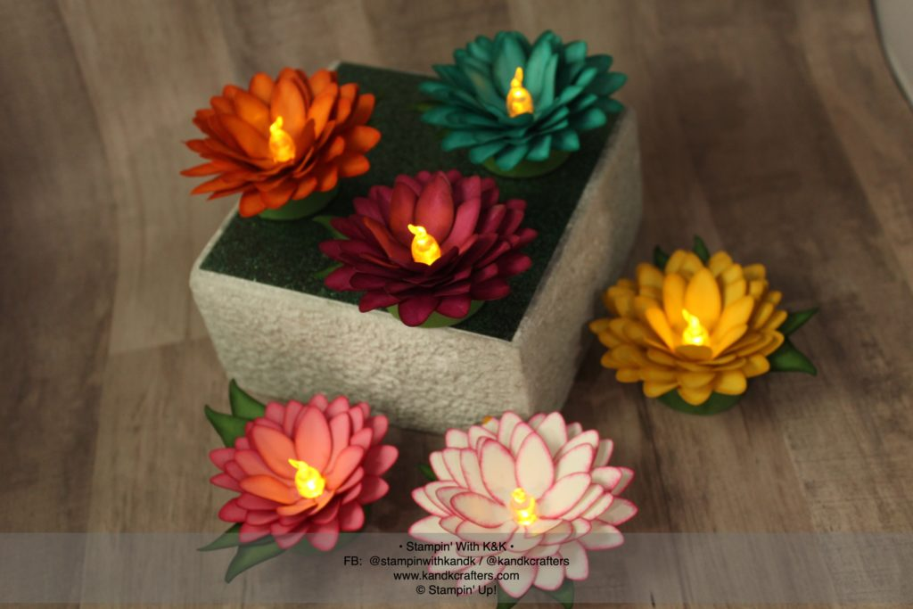 T-Light Flowers